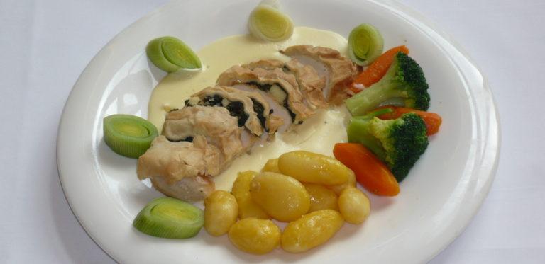 Köstliche Küche in unserem Restaurant
